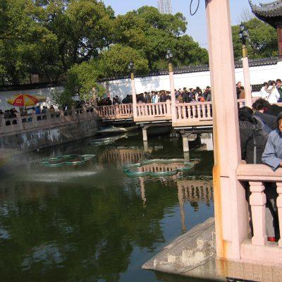 Yuan Garden, eine Insel der Entspannung in Shanghai