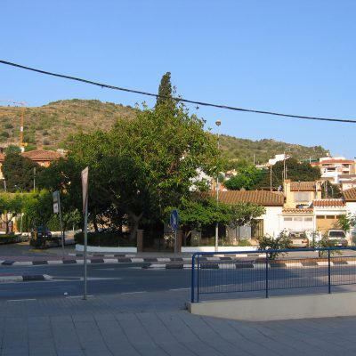 Da ich in Vall d´Uixó gearbeitet habe, war ich im Hotel Belcaire