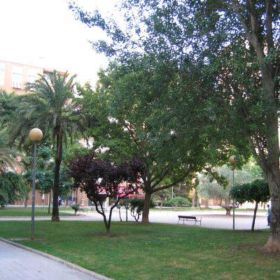 In Valencia war es das NH Hotel Las Ciencas, mit toller Umgebung