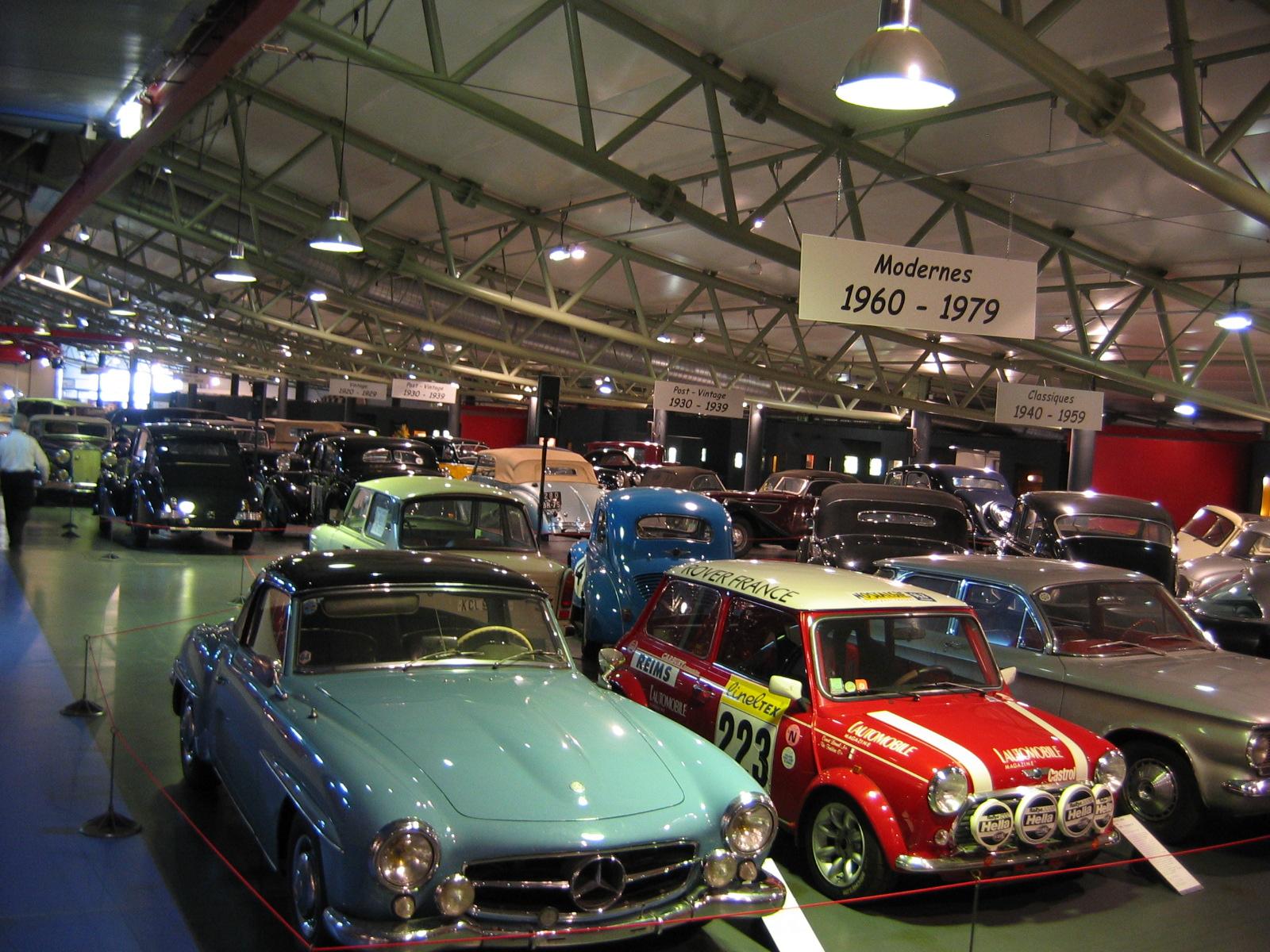 Auch der hier gezeigte Mini stammt von der Rallye Monte Carlo