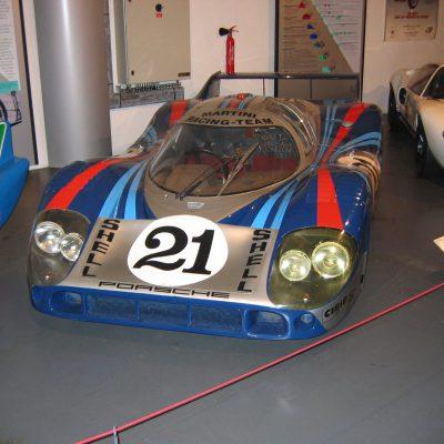 Porsche 917LH von Martini Racing, Schwesterauto des Rekordsiegers von 1971