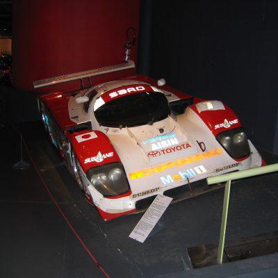 Toyota 94C-V, Gesamtzweiter, SIeger der LMP1 C90 Klasse