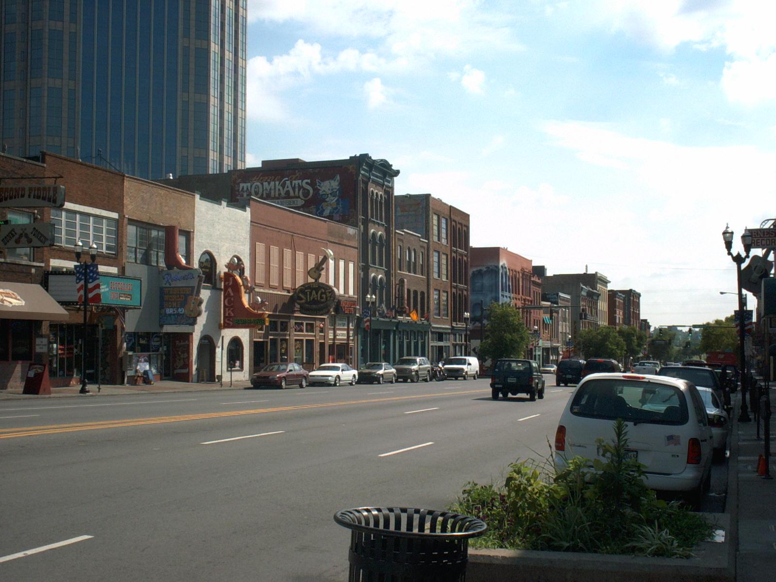 Nashville ist im Vergleich zu New York kuschelig