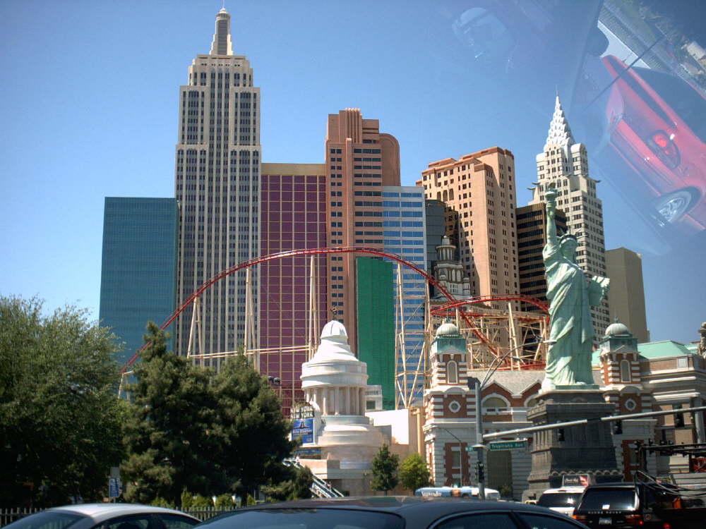 New York, New York, nein nur ein Hotel in LV
