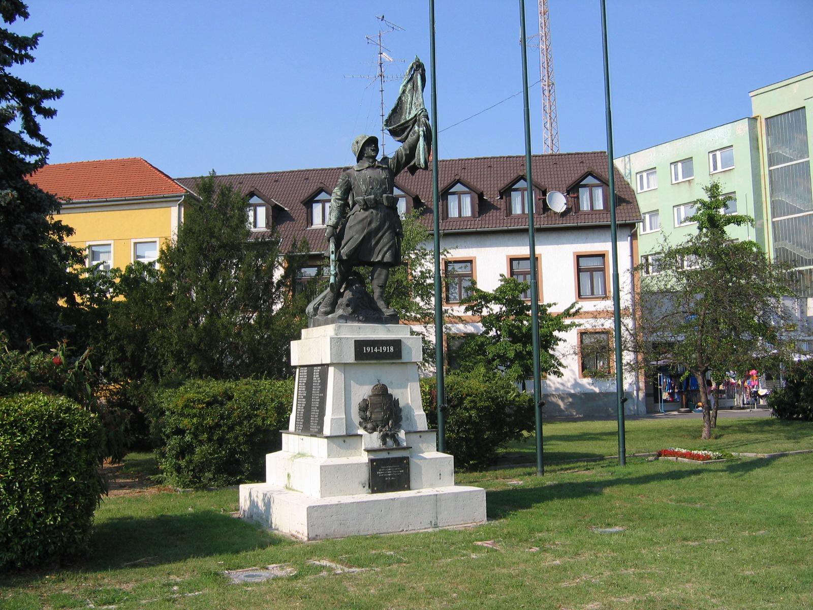 Denkmal zum ersten Weltkrieg
